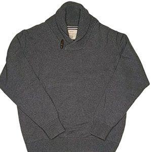 Original Weatherproof Vintage Shawl Collar Sweater